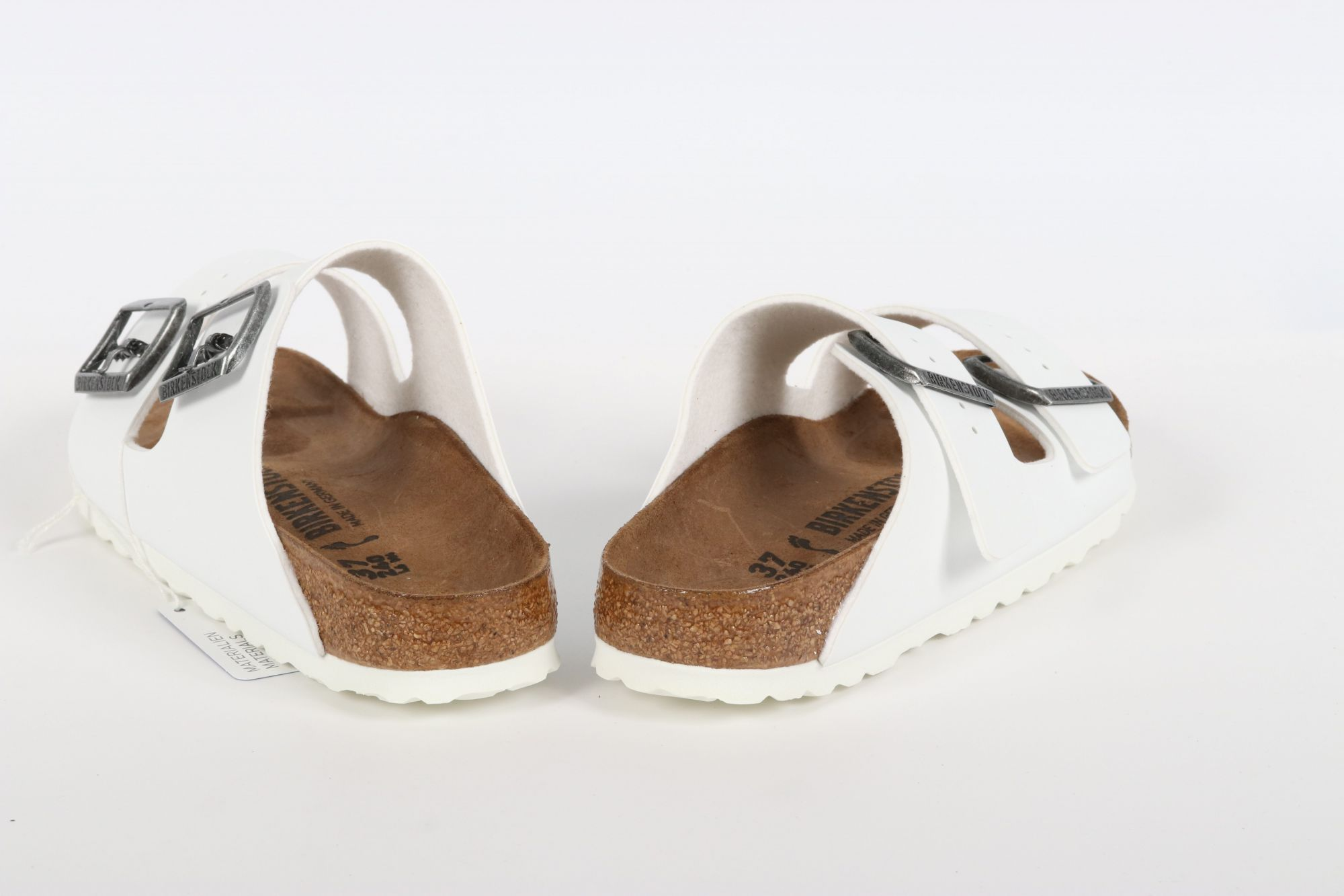 Birkenstock Arizona BS White / Blanc