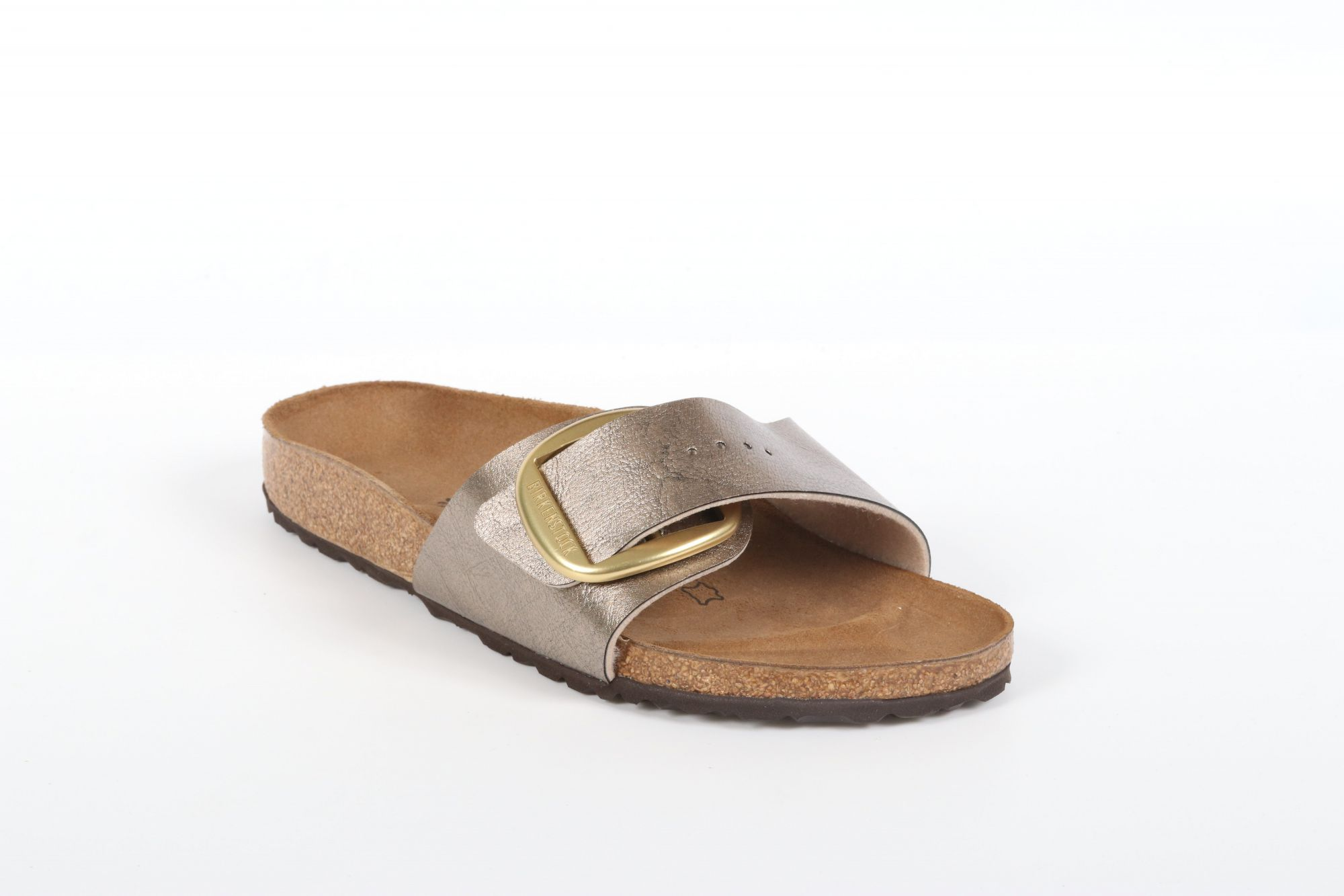 Birkenstock Madrid Big Buckle Graceful Taupe