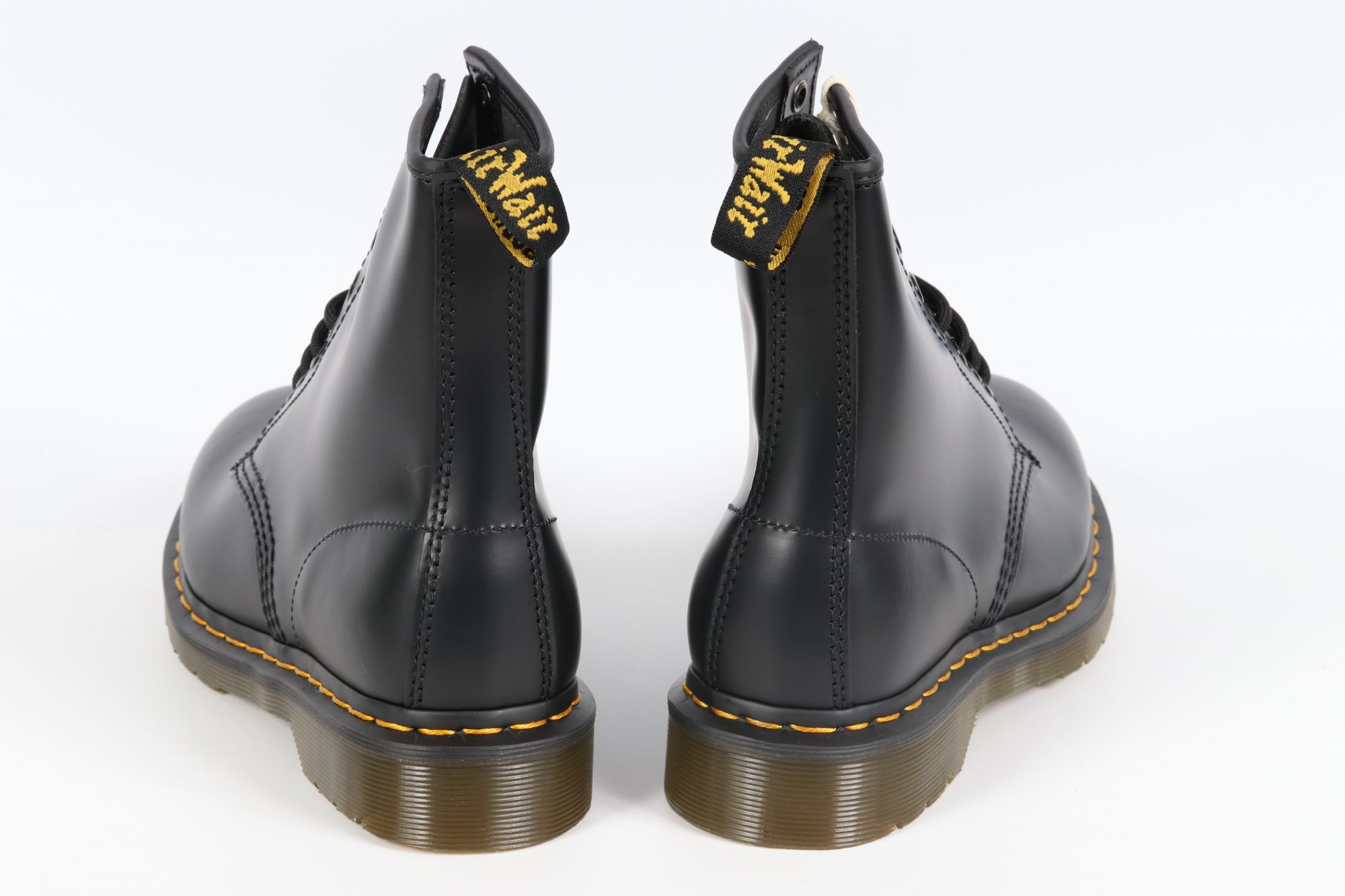 Boots Doc Martens 1460 Black (Noir) - cuir Smooth