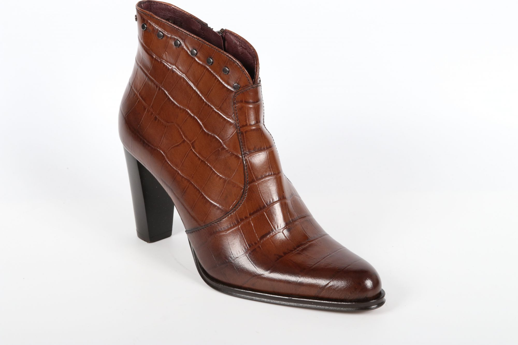 Bottines femme à talon Muratti S0484A Gold (Marron)