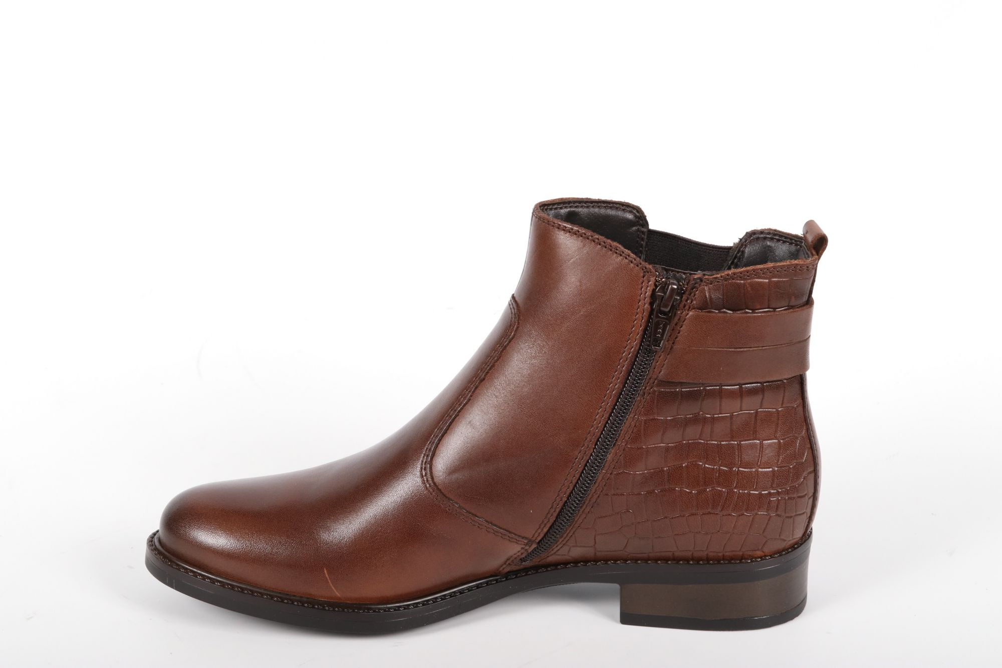 Bottines femme Tamaris 25082 Marron