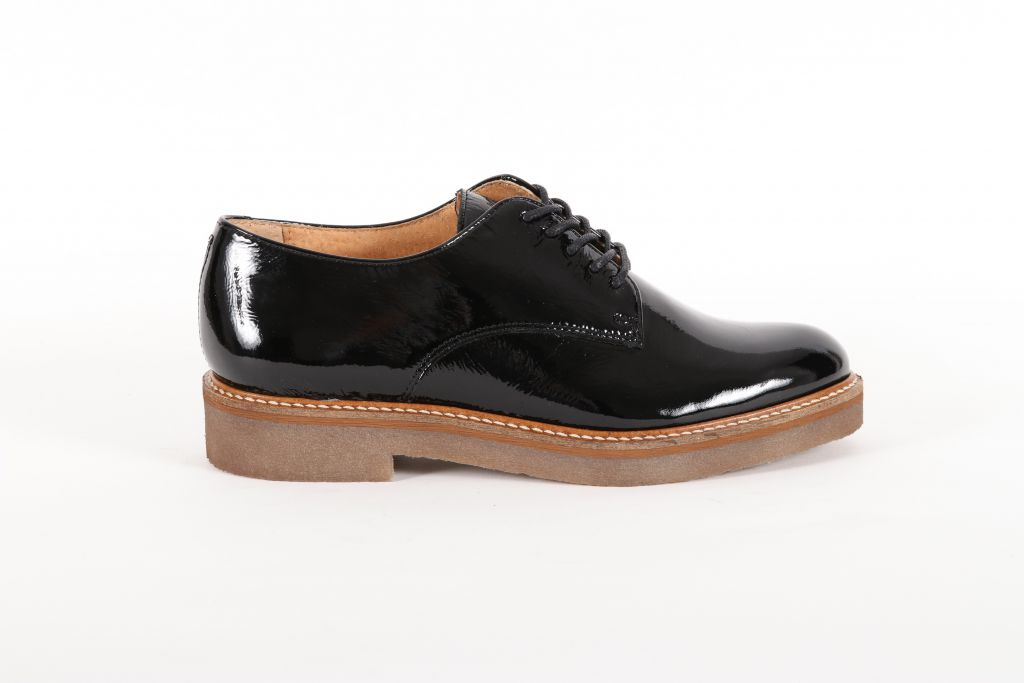 Kickers-739472-50 Oxford-Noir