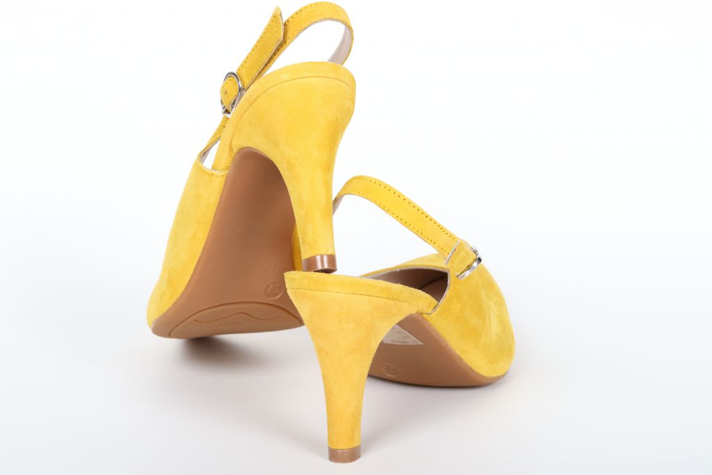 Rose Metal--H0480G--Jaune