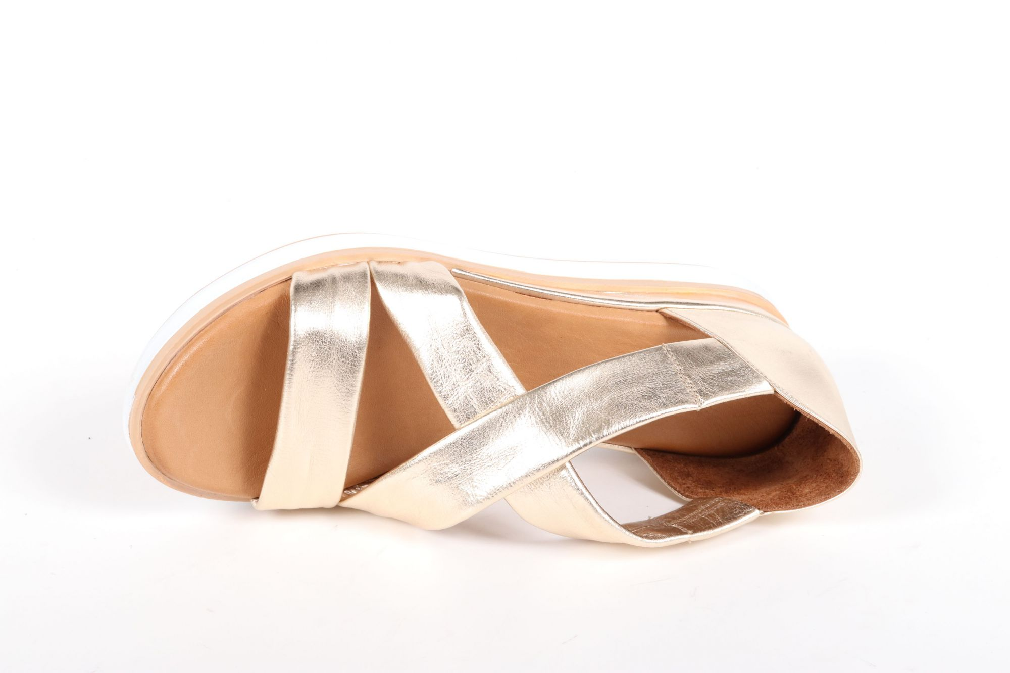 Sandales femme Inuovo 113012 Gold (Or)