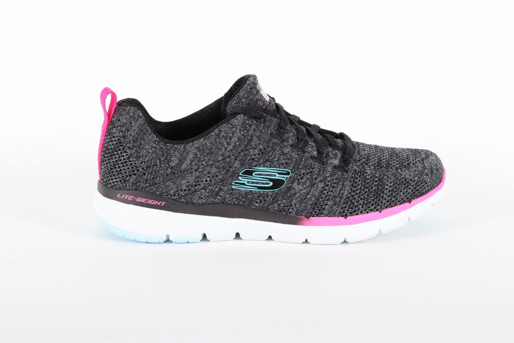 Skechers-Flex Appeal 13058-BKMT